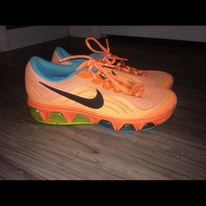 Women's Multicolored Nike Shoes